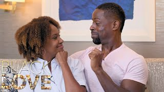 The Moment Sterling K. Brown and Ryan Michelle Bathe's Relationship Began | Black Love | OWN
