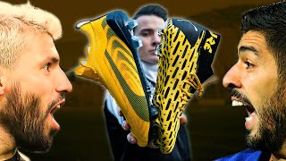 Agüero VS Suarez Boot Battle - Puma Future VS Puma One