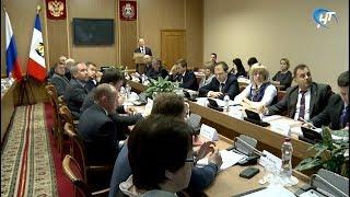 Состоялось заседание инвестиционного совета при губернаторе Новгородской области