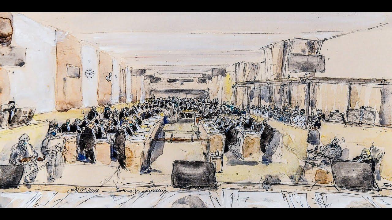 """Au procès du 13-Novembre, la """"douleur indicible"""" des proches des victimes"""