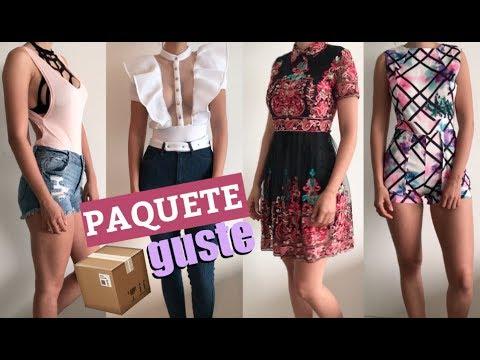 ¡SUPER HAUL! EL PAQUETE GUSTE  +  SORTEO / ROSEGAL, GEARBEST, SHEIN, STYLEBEST Y MÁS