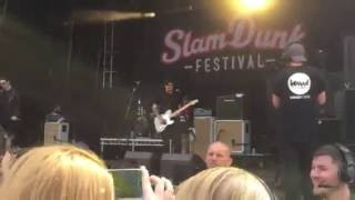 Young Guns Live At Slam Dunk Festival - (Speaking In Tongues)