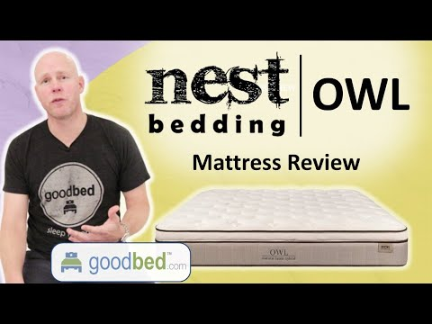 Nest Bedding Hybrid Natural Latex Medium