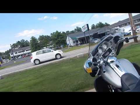 2009 Harley-Davidson CVO™ Ultra Classic® Electra Glide® in Concord, New Hampshire - Video 1