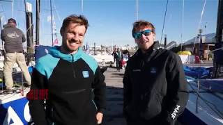 Vidéo : Seconde course côtière Solo Maître CoQ 2019