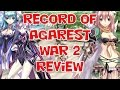 Agarest Generations Of War 2 Review pc Ps3