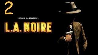 Прохождение L.A. Noire - Дело #2
