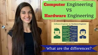 Computer Engineering VS Hardware Engineering   Differences and Similarities   My Experience