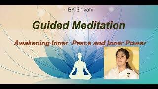 Guided Meditation with BK Shivani