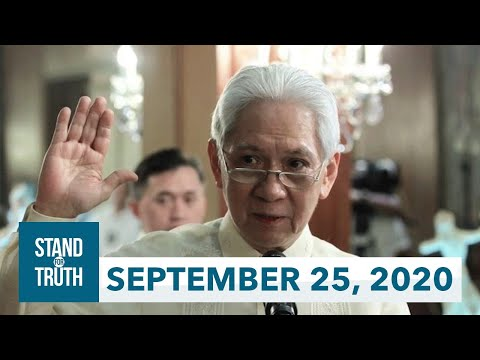 [GMA]  Stand for Truth: (September 25, 2020) 2022 Elections, no need to postpone!