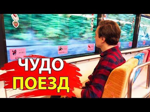Как круто ездить по Японии. Чудо-поезд в Сидзуоке   Япония для чайников