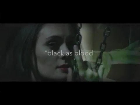 "wing and hollow ""black as blood"" music video"