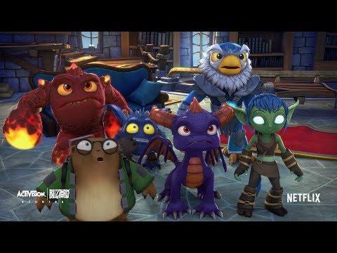 Official Season 2 Trailer | Skylanders Academy | Skylanders