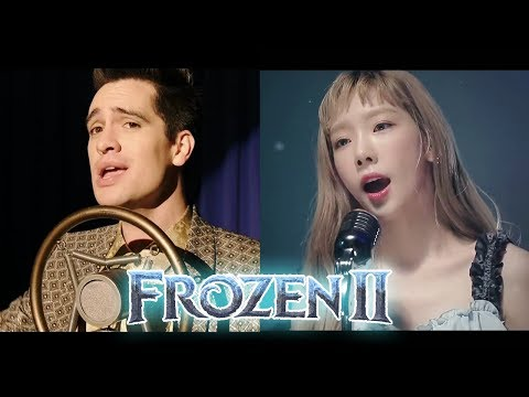 "Panic! At The Disco, TAEYEON - Into The Unknown (From ""Frozen 2"") Music Video / FANMADE"