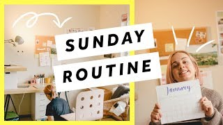 My SUNDAY Routine | Getting Organized For The Week ☀️