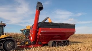 Avalanche 96-Series Grain Carts Features