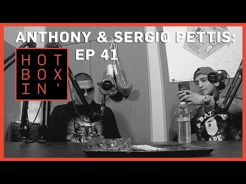 UFC's Anthony & Sergio Pettis | Hotboxin' with Mike Tyson | Ep 41