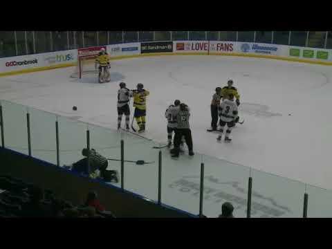 Kaeden Taphorn vs. Jake Kustra