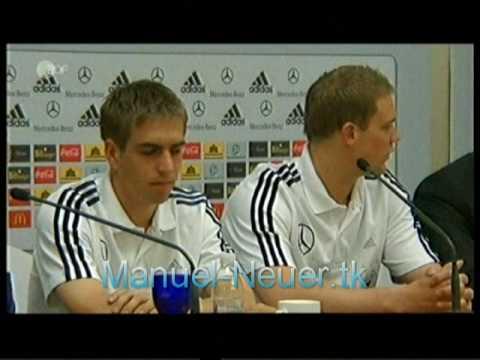 Manuel Neuer kennt keine chinesischen Vereine xD