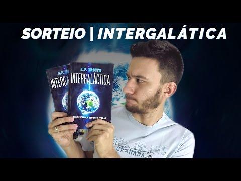 [SORTEIO] INTERGALÁCTICA | André Jorge Jr