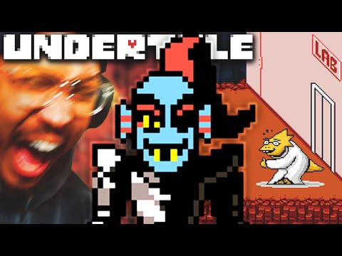 iBerleezy – TODAY I GOT TIME, UNDYNE! | Undertale – Part 5