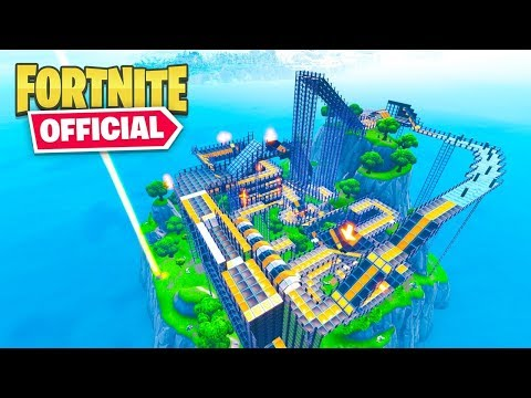 Epic Put MY MAP In Fortnite! (Official)