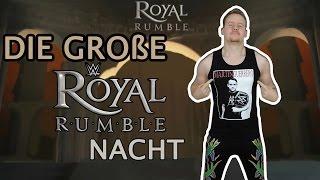 WWE Royal Rumble 2016 | KICKOFF LIVESTREAM vom 24.01.2016