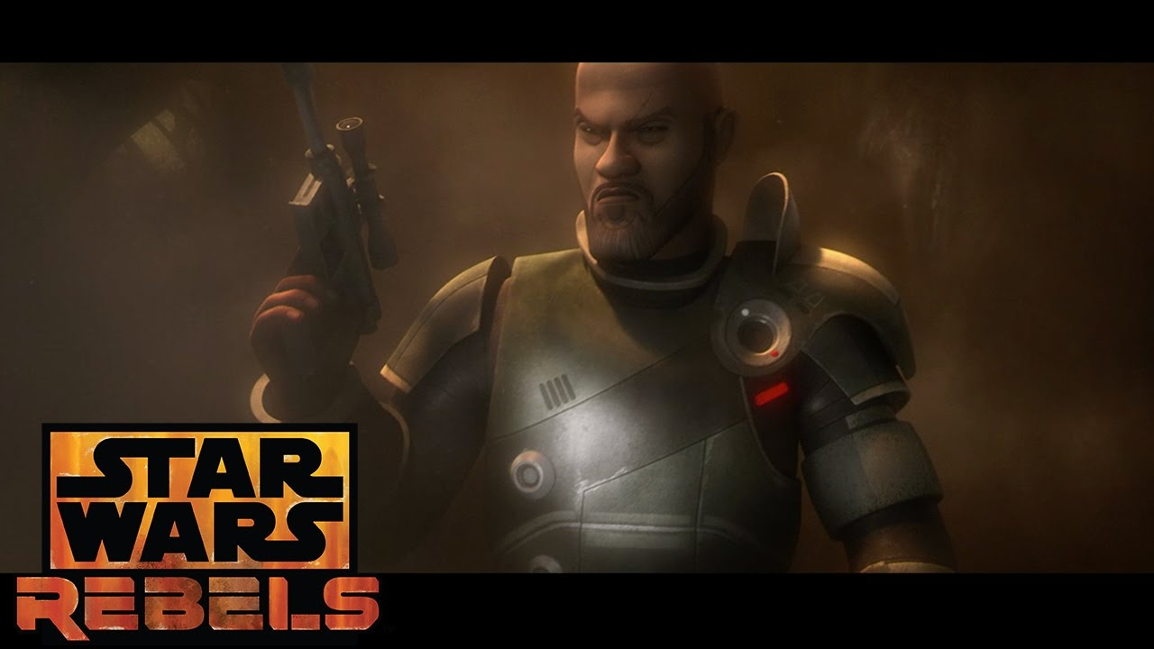 Disney Is Using Rogue One To Get People Into Star Wars Rebels