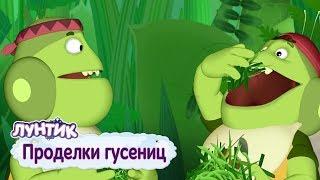 Проделки гусениц 🐛 Лунтик 🐛 Сборник мультфильмов 2018