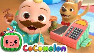 Pretend Play Song + More Nursery Rhymes! | @Cocomelon - Nursery Rhymes | Moonbug Kids