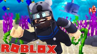 Secret Scuba Area Roblox Scuba Diving At Quill Lake