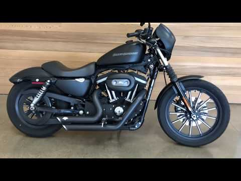 2009 HD Sportster® XL883N Iron™ 883