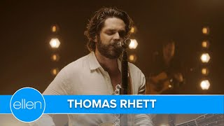 Thomas Rhett Performs 'What's Your Country Song'