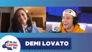 Demi Lovato Introduced Sam Smith To Her New Boyfriend | Interview | Capital