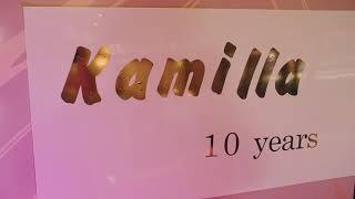 Костлява Камилла 10 лет день рождения
