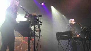 John Foxx & The Maths perform Good Shadow Live @ Leamington 2011