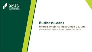 Fullerton India Business Loan Eligibility Criteria