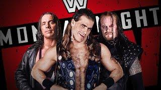 Bret Hart vs. The Undertaker vs. Shawn Michaels - Unseen Triple Threat Match: Raw, Sept. 22, 1997