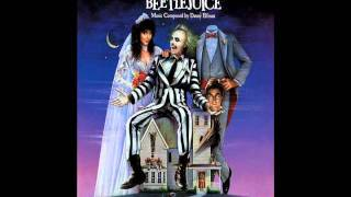 The Banana Boat Song (Day-O) - Sung by Harry Belafonte - Beetlejuice Soundtrack - Danny Elfman