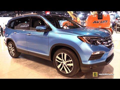 Honda  Pilot Паркетник класса J - рекламное видео 3