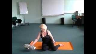 Смотреть онлайн Упражнения: Тибетская гормональная гимнастика
