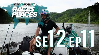 Adventure Motorcycling Documentary Races To Places SE12 EP11 Ft Lyndon Poskitt NEW VO V2