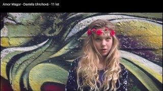 Amor Magor - Daniela Ulrichová - 11 let