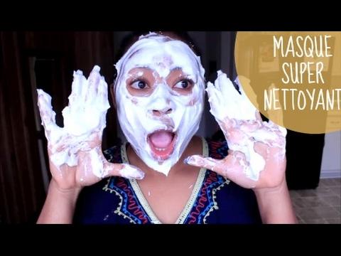 Pantenol les masques pour la personne