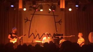 """Jukebox the Ghost """"Hold it In"""" (live switchup of instruments)"""