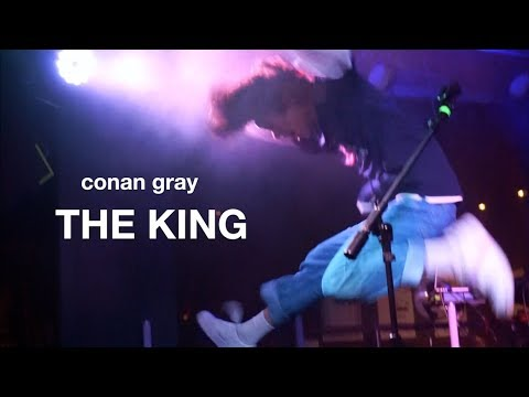 Conan Gray - Sk8er Boi + THE KING (LIVE: U Street Music Hall, Washington D.C. 3/29/19)