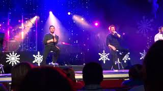 98 Degrees Christmas wish Atlanta 2017