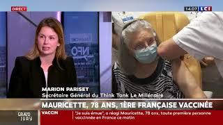 Marion Pariset - LCI - 27/12/2020