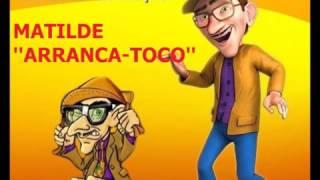 PEGADINHA DO MUÇÃO  MATILDE ''ARRANCA TOCO''