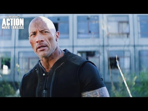 HOBBS & SHAW Super Bowl Trailer | The Rock & Jason Statham are New Dynamic Duo